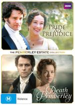 The Pemberly Estate Collection (Pride and Prejudice / Death Comes to Pemberley) Box Set : Boxset - Anna Maxwell Martin
