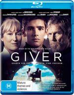 The Giver (Blu-ray/UV) - Brenton Thwaites