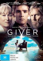 The Giver (DVD/UV) - Brenton Thwaites