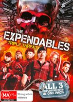 The Expendables : Triple Threat (DVD/UV) - Sylvester Stallone