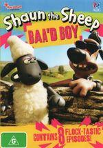 Shaun the Sheep : Baa'd Boy