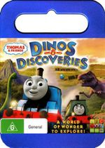 Thomas and Friends : Dinos and Discoveries - Mark Moraghan