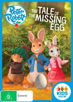 Peter Rabbit : The Tale of the Missing Egg - Shawn Curran