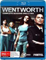 Wentworth : Season 1 - 2 Boxset - Nicole Da Silva