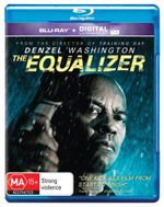 The Equalizer : (Blu-ray/UV) - Chloe Grace Moretz