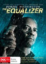 The Equalizer : (DVD/UV) - Chloe Grace Moretz