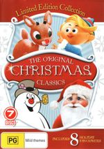 The Original Christmas Classic (Limited Edition Collection) - Jimmy Durante