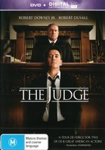 The Judge (DVD/UV) - Robert Downey Jr