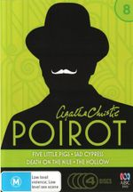Agatha Christie's Poirot : Series 8 - David Suchet