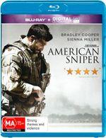 American Sniper (Blu-ray/UV) - Cole Konis
