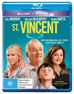 St Vincent (Blu-ray/UV) - Bill Murray