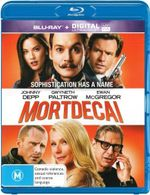 Mortdecai (Blu-ray/UV) - Johnny Depp