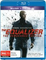 The Equalizer : The Vengeance Edition - Chloe Grace Moretz