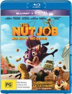 The Nut Job (Blu-ray/UV) - Will Arnett