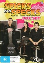 Spicks and Specks (Box Set) - Adam Hills