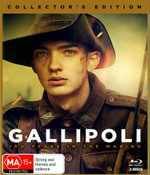 Gallipoli : 100 Years in the Making (Collector's Edition) - Kodi Smit-McPhee