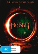 The Hobbit Trilogy : An Unexpected Journey / The Desolation of Smaug / The Battle of the Five Armies (DVD/UV) - Martin Freeman