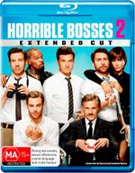 Horrible Bosses 2  : Extended Cut (Blu-ray/UV) - Jason Bateman
