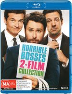 Horrible Bosses / Horrible Bosses 2 : 2 Film Collection - Jason Bateman