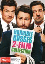 Horrible Bosses / Horrible Bosses 2 : 2 Film Collection - Jason Bateman