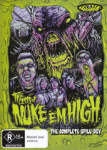 Class of Nuke 'em High : The Complete Spill-ogy - Janelle Brady