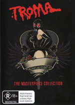 Troma Masterpiece : Collection 1 - Jane Jensen