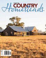 Australian Country Homesteads - Universal Magazines