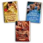 Sons of Sin Trilogy Pack - Exclusive to Booktopia : Three Great Books - One Low Price! - Anna Campbell