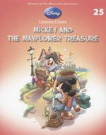 Mickey And The Mayflower Treasure : Book 25