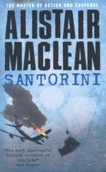Santorini - Alistair MacLean