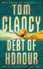 Debt of Honor: A Jack Ryan Novel - Tom Clancy