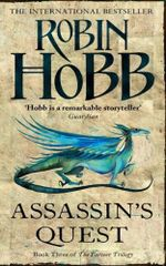 Assassin's Quest - Robin Hobb