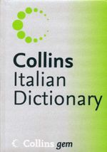Collins Italian Dictionary : Collins GEM