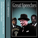 Great Speeches - Sir Winston S. Churchill