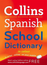 Collins Spanish School Dictionary - Collins