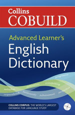 Collins COBUILD - Advanced Learner's English Dictionary - .