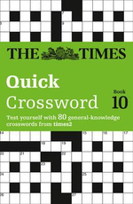 The Times T2 Crossword  : Book 10