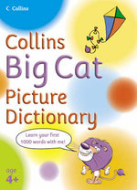 Collins Big Cat Picture Dictionary - Collins Dictionaries