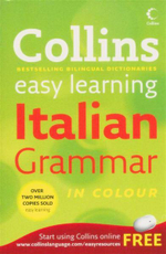 Collins Easy Learining Italian Grammar