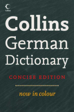 Collins German Dictionary : Concise Edition