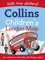 Collins Children's London Map - Collins Maps