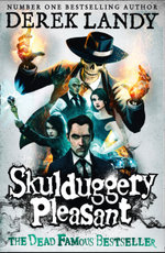 Skulduggery Pleasant  : The Skulduggery Pleasant Series : Book 1 - Derek Landy