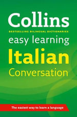 Collins Italian Easy Learning Conversation - Collins