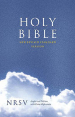 Holy Bible : New Revised Standard Version (NRSV) Anglicised Cross-Reference Edition - Collins UK Staff
