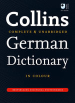 Collins German Dictionary - Collins