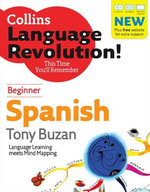 Spanish : Beginner : Language Learning Meets Mind Mapping - Tony Buzan