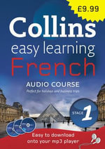 Collins Easy Learning French : Audio Course - Rosi McNab