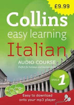 Collins Easy Learning Italian Audio Course - Collins