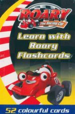 Roary the Racing Car : Learn With Roary Flashcards