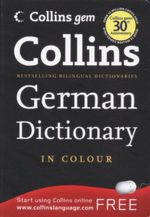 Collins German Dictionary : In Colour